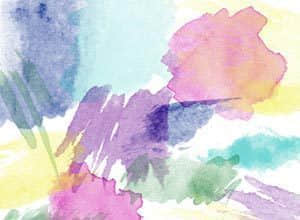 自由多种的水彩笔刷