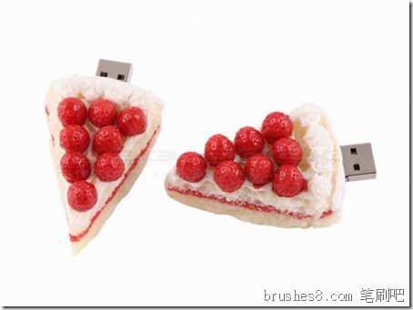 千奇百怪的国外USB造型