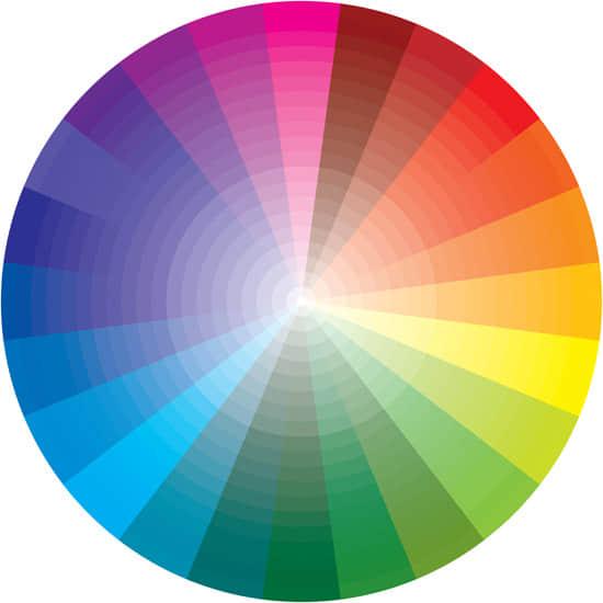 你必须知道的网页设计中的色彩理论
