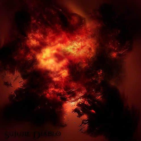 爆炸火焰笔刷