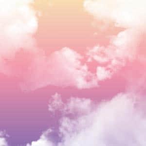 万里霞光云朵笔刷