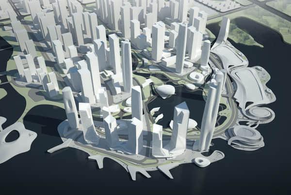 平潭岛规划图实现海峡两岸综合实验区建设规划