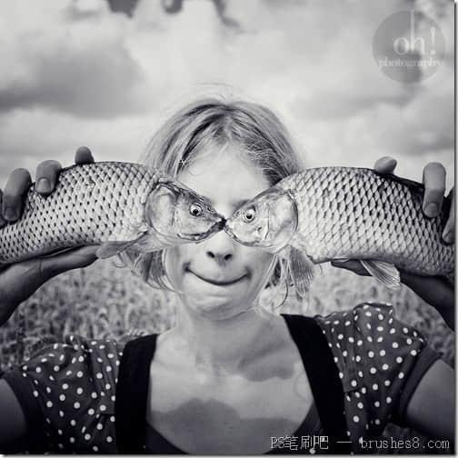 20个搞笑的摄影图片