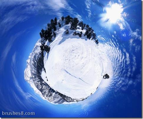 35个漂亮的地球全景摄影