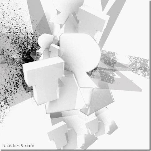 25个3DLogo设计欣赏