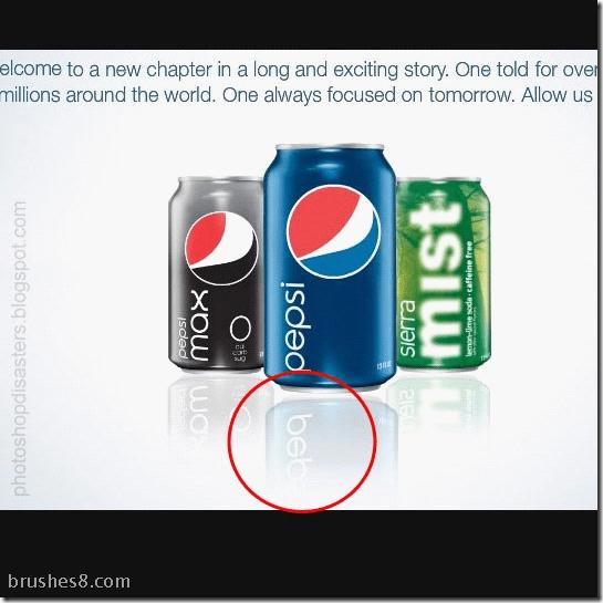 30个商业设计上photoshop出现的重大错误!