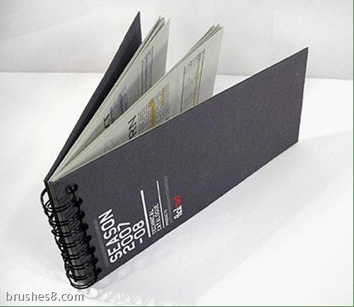 50个令人深刻的宣传册与项目报告