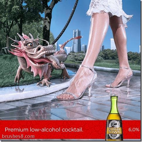 100个你不得不看的国外经典广告设计