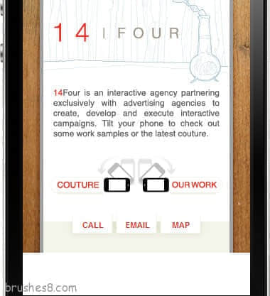 37个漂亮的手机网站主题《移动WebUi》