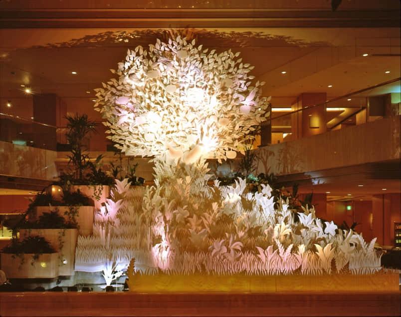 24张高超的立体剪纸艺术欣赏 - 不朽的剪纸