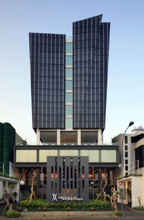 24家令人心神向往的酒店建筑