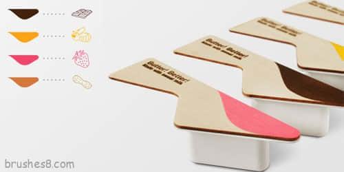 新颖而聪明的食品包装设计