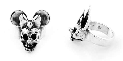 超酷的国外时尚珠宝戒指