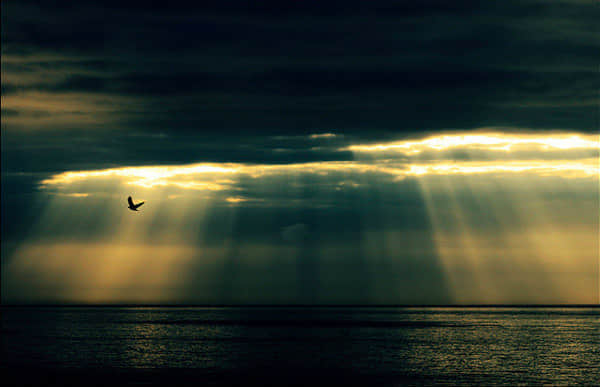40张美丽的天空云彩摄影照片