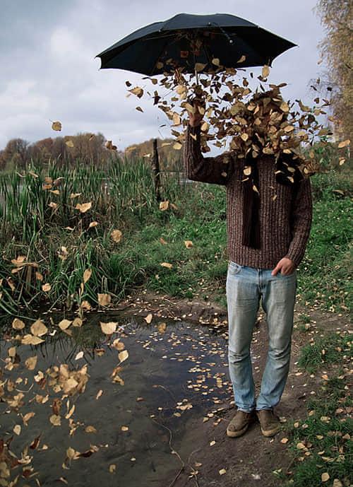 40张惊人的超现实主义摄影照片