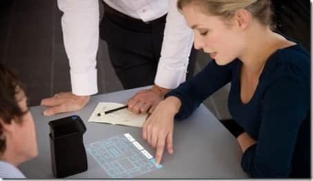 改变你的生活 - 互动投影技术