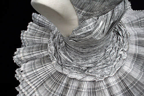 利用纸创作的50个艺术品欣赏