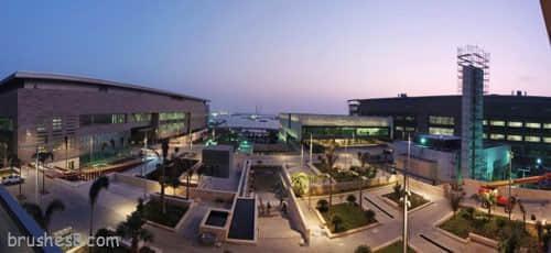 国外结构独特的教育建筑楼设计