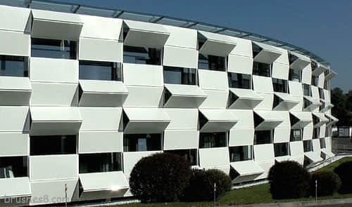 国外26栋高效节能的数字办公楼设计