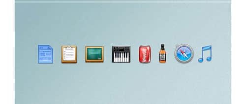 25种风格迥异的网页图标素材下载