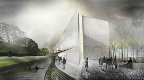博物馆设计 - 国外现代展览馆