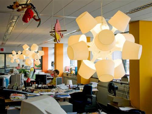 27例精彩的国外灯光照明设计 - 高明的解决方案