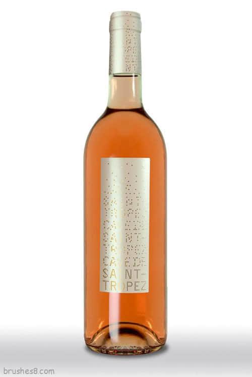酒瓶包装设计的灵感 - 40最漂亮的例子