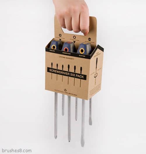 国外大学生的创意包装设计