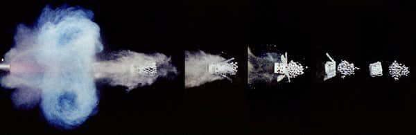 30张瞬间摄影照片 - 高速摄影艺术