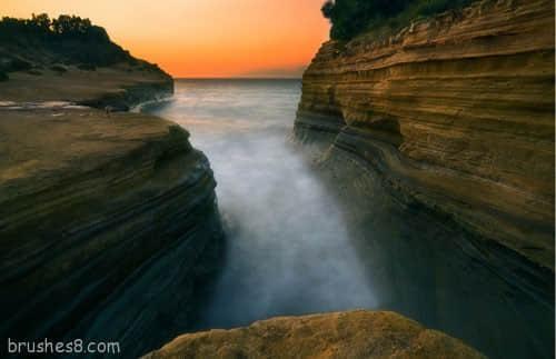 全球地理风景欣赏《天际奇观摄影》