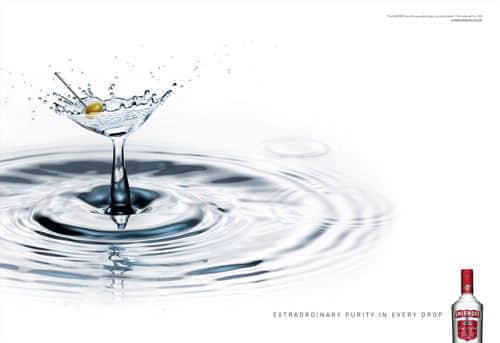 22家企业设计的有趣的59个平面广告设计