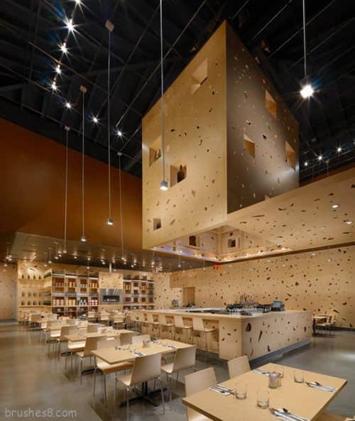 22家美丽的室内咖啡屋装潢设计