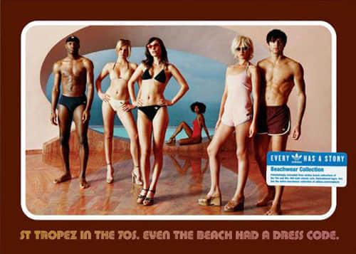 65张阿迪达斯经典平面广告设计
