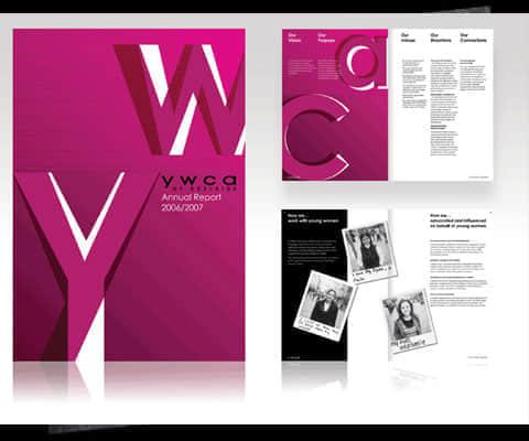 20个创意十足的年报设计欣赏