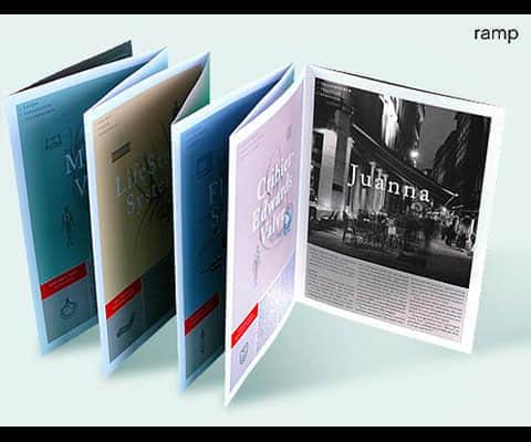 26种企业年报设计
