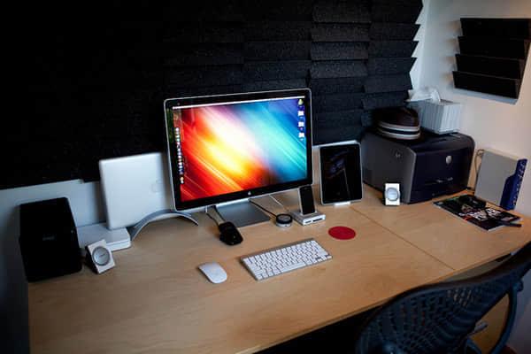 60张超棒的IT工作环境