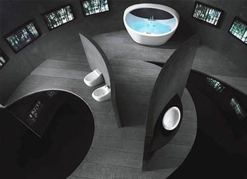 85张国外创意室内设计效果图