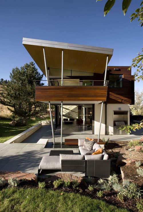 15个梦想中的豪宅设计大展览