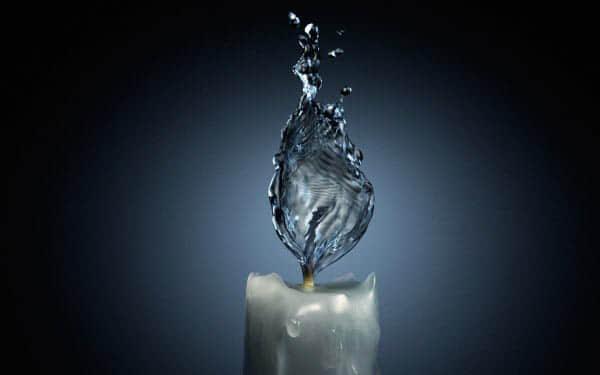 35个photoshop水效果设计参考
