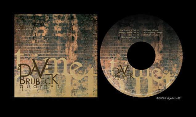 25例光盘包装设计