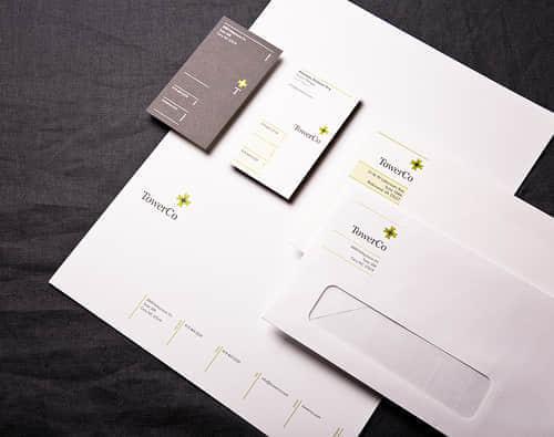 20个企业形象设计灵感
