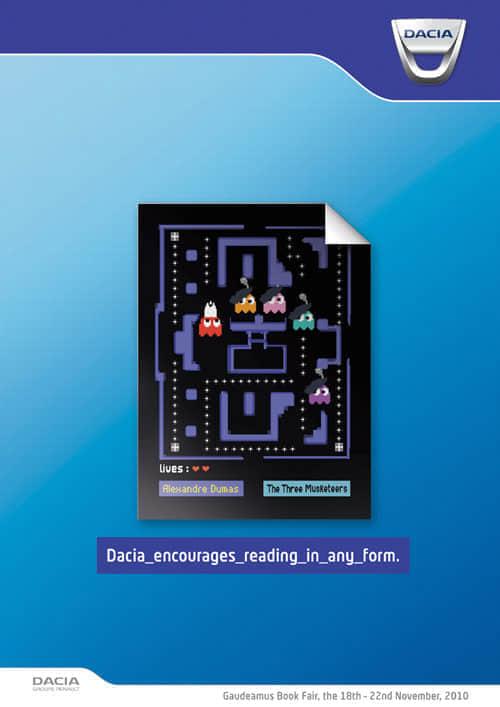 50个智能平面广告欣赏