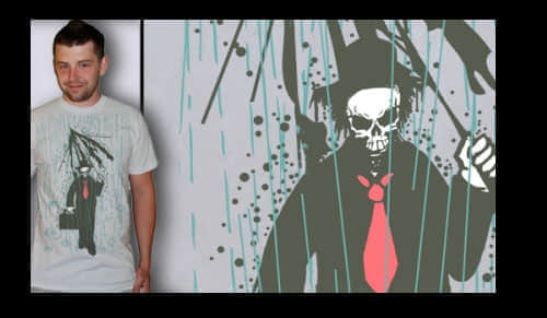 25件个性化的T恤衫设计