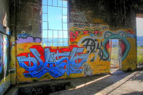 35张国外街头涂鸦艺术欣赏