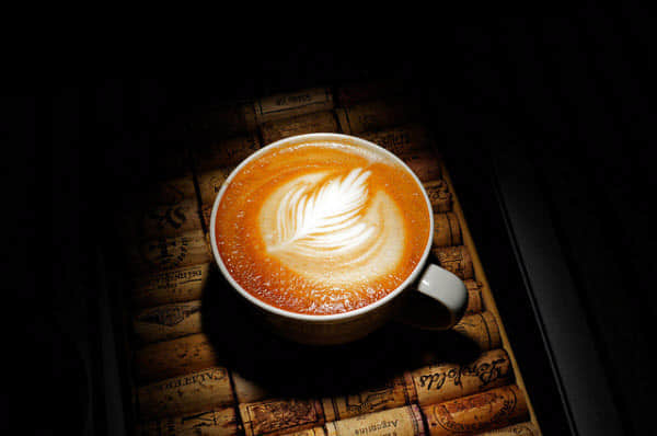 40杯风格各异的拿铁咖啡