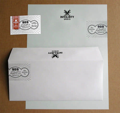 35个信笺设计参考