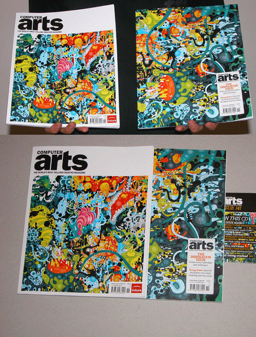 20张热门杂志封面设计
