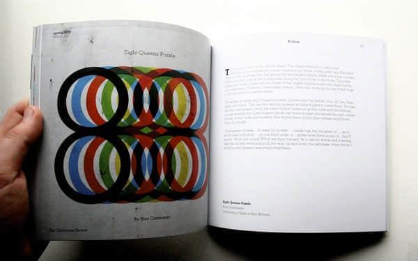 20种平面设计布局设计欣赏