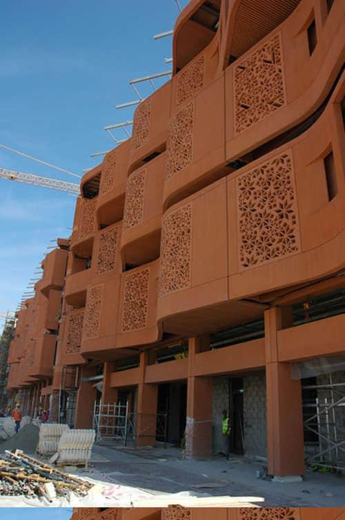 马斯达尔Masdar - 沙漠中的绿色乌托邦