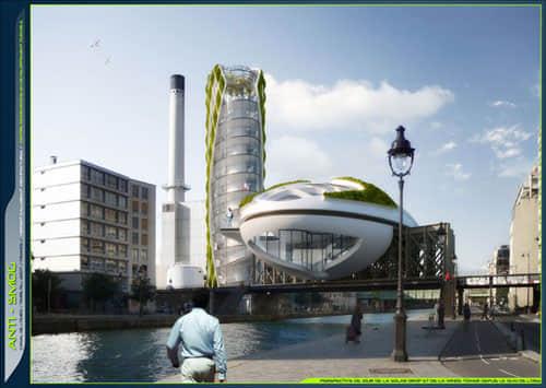 40张设计大师Vincent Callebaut得意之作欣赏